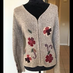 NWOT Crazy Horse Sweater